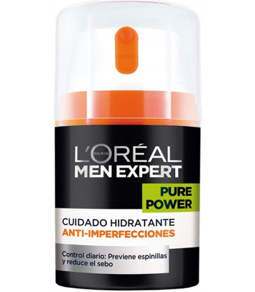 L'Oréal Men Expert Pure Power Anti-Imperfecciones 50 ml