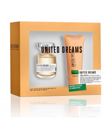 Benetton United Dreams Stay Positive edt