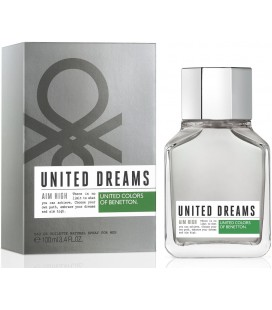 Benetton United Dreams Aim High edt