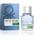 Benetton United Dreams Go Far edt