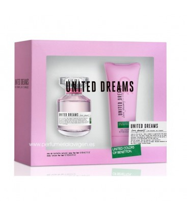 Benetton United Dreams Love edt