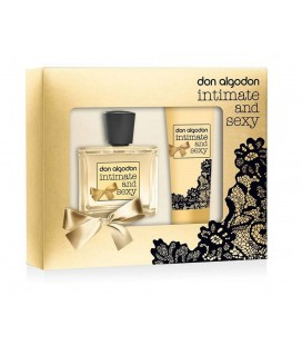 Don Algodón Intimate and Sexy edt