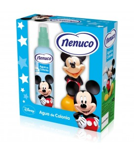 Agua de colonia Nenuco Mickey y Minnie