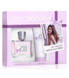 Don Algodon Sweet and Sexy edt + Chic and Sexy edt