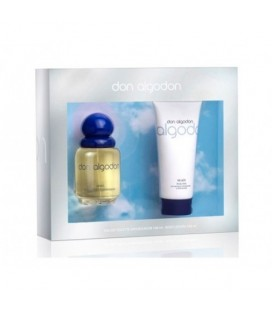 Don Algodon edt 100 ml + Loción Corporal 75 ml