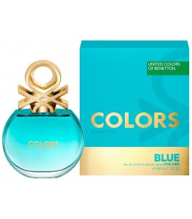 Benetton Colors Blue edt