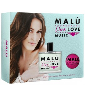 Malú Live Music edt