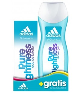 Adidas Pure Lightness edt 50 ml + Gel 250 ml