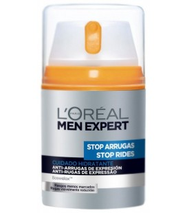 L'Oréal Men Expert Stop Arrugas 50 ml