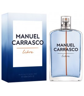 Manuel Carrasco Libre edt 100 ml