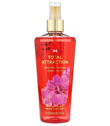Total Attraction body mist