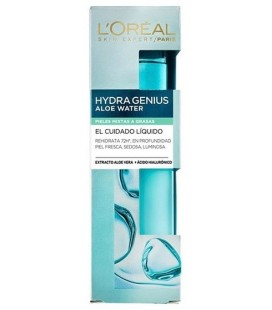L'Oréal Hydra Genius Aloe Water Mixed Skins to Fat