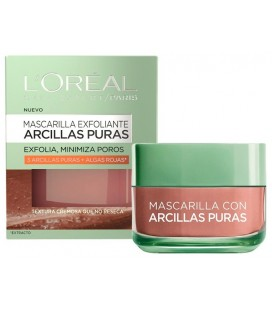 L'Oréal Exfoliating Mask Pure Clays