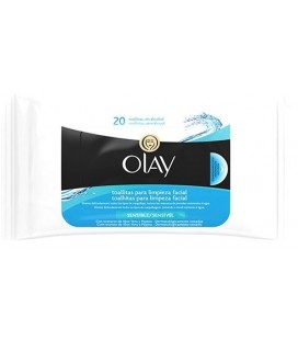 Olay  Facial Cleansing Wipes Sensitive Skin