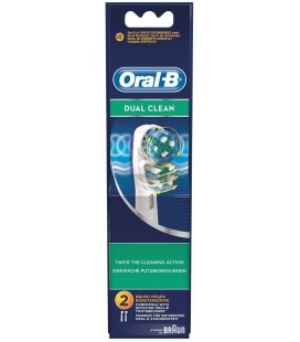 Oral-B Cabezal Dual Clean