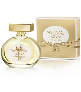 Her Golden Secret edt