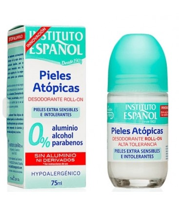 Instituto Español Deo Roll-on Pieles Atopicas