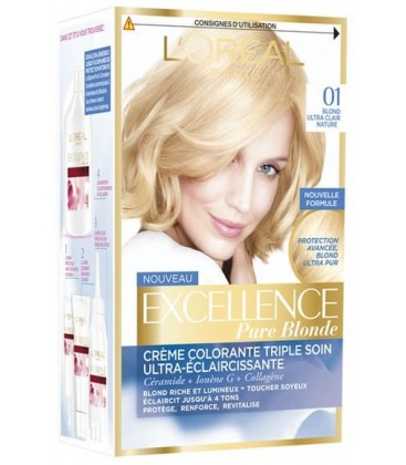 L'oreal Excellence Pure Blonde