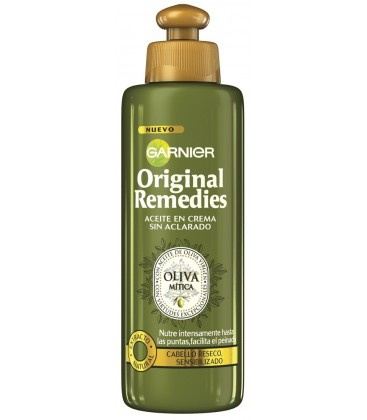 Original Remedies Cream Oil Without Cleared Olive Myth