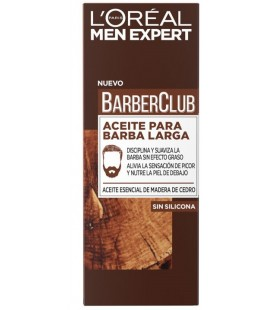 L'Oréal Men Expert BarberClub Long Beard Oil