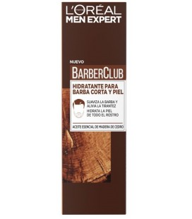 L'Oréal Men Expert BarberClub Moisturizer For Short Beard And Skin