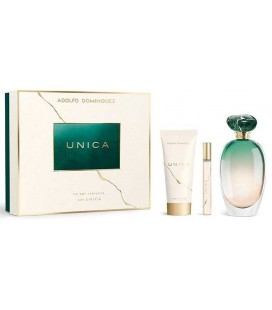 Unica edt 100 ml + Loción Corporal 75 ml + Mini 10 ml