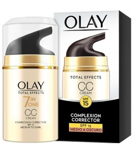 Olay Total Effects CC Cream Medio a Oscuro 50 ml