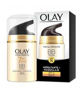 Olay Total Effects BB Cream Middle makeup touch SPF-15 50 ml