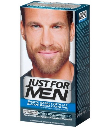 Just For Men Colorante En Gel