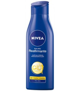 Nivea Body Milk Reafirmante Q10 Piel Seca