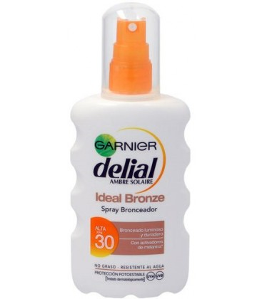 Garnier Delial Ideal Bronze Spray Bronzer SPF-30