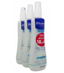 Mustela Eau De Cologne Without Alcohol