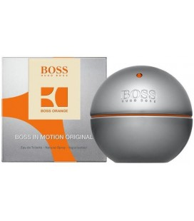 Boss in Motion Original edt