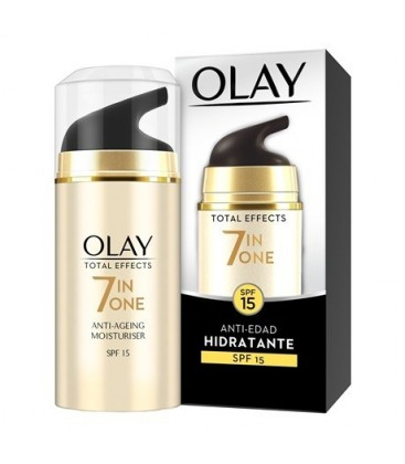 Olay Total Effects Crème Hydratante Anti-Âge