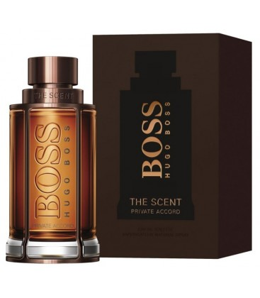 Boss The Scent Private Accord edt