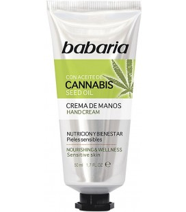 Babaria Cannabis Handcream