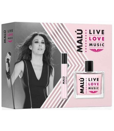 Malú Love Music edt