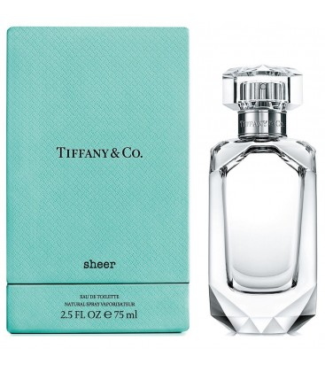 Tiffany Sheer edt