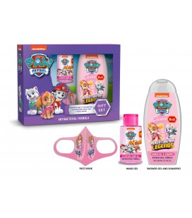 Antibacterial set for children: Paw Patrol