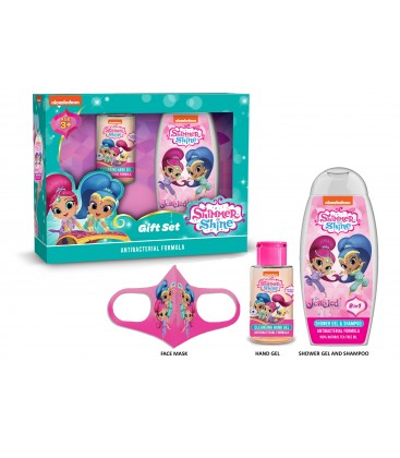 Antibacterial set for children: Shimmer & Shine