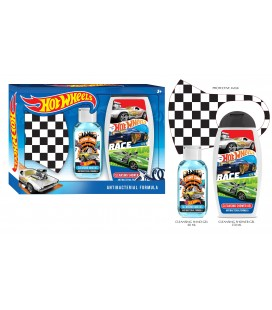 Set higiene infantil: Hot Wheels