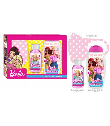 Antibacterial set for children: Barbie
