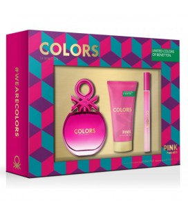 Benetton Colors Pink edt