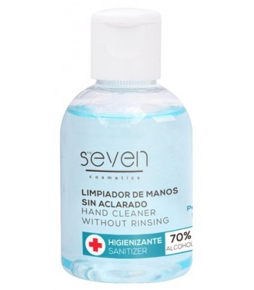 Hydroalcoholic Hand Sanitizing Gel - SEVEN