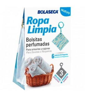 Bolaseca Scented Sachets for Wardrobes