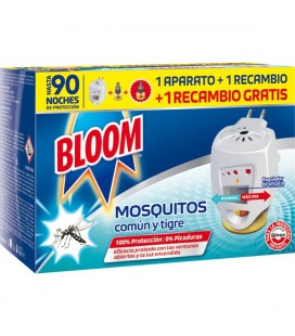 Bloom Electric Insecticide for Common and Tiger Mosquitoes