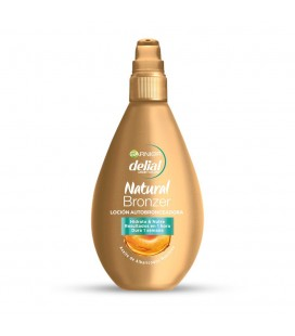 Delial Natural Bronzer Self-tanning lotion for face and body