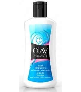OLAY ESSENTIALS LECHE LIMPIADORA 200ml