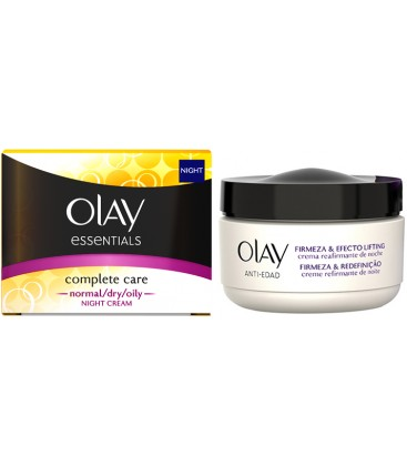 Olay Essentials Complete Care Crema Noche 50ml