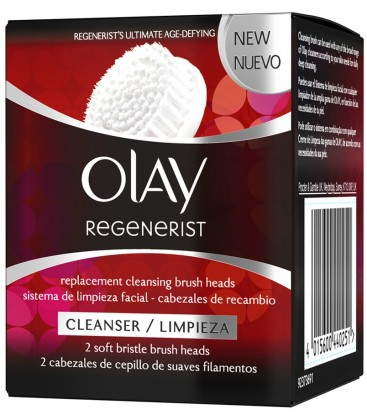 Olay Regenerist Replacement Cleansing Brush Heads